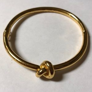 Kate Spade Loves Me Knot bangle original style